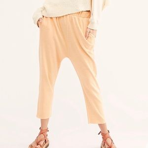 Free People Womens Joggers, NEW W/Tags